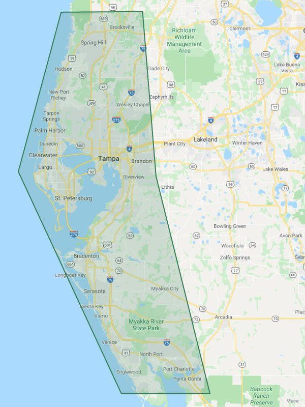 Areas We Serve Chiropractic Solutions Below are 42 working coupons for tampa area code map from reliable websites that we have updated for users to get maximum savings. areas we serve chiropractic solutions